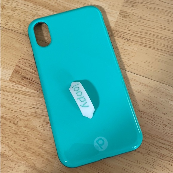 Loopy iPhone XR case